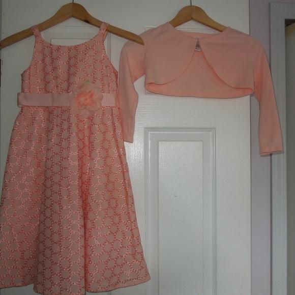 Girls 2 piece dress Size 6